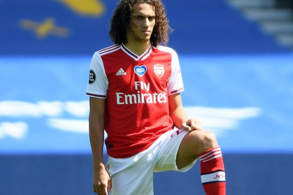 Guendouzi worried about Arsenal situation