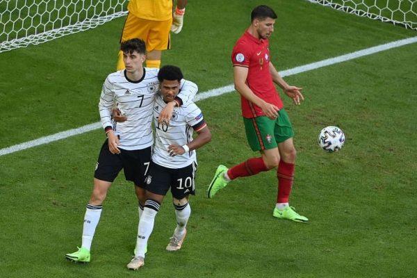 Portugal sets record at Euros